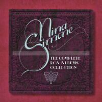 NINA SIMONE - COMPLETE RCA ALBUMS..  9 CD NEU