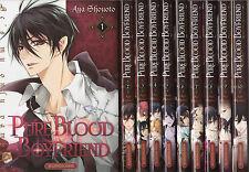 PURE BLOOD BOY FRIEND tomes 1 à 10 Aya Shouoto SERIE manga shojo SERIE COMPLETE