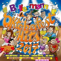 BALLERMANN OKTOBERFEST HITS 2017  3 CD NEU