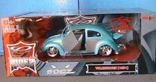 VW VOLKSWAGEN KAFER RIDEZ TUNINGCAR 1951 TURQUOISE METAL MAISTO 1/18 1:18