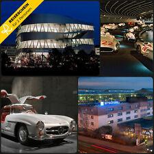 Kurzreise Stuttgart 3 Tage 2 Personen 4* Wyndham Hotel & Mercedes-Benz Museum