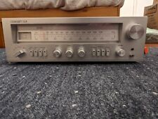 New ListingConcept 2.5 stereo receiver (works great!)