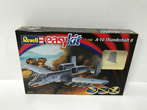 Revell 06597 Modellbausatz Easykit Steckbausatz A-10 Thunderbolt II 1:100 # M410