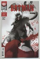 THE BATMAN WHO LAUGHS #5 DC comics NM 2019 Snyder Jock