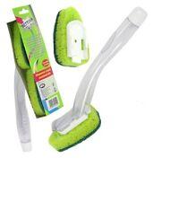 27cm piatto RICARICABILI Detergente sapone LIQUIDO Pad Rondella Spugna Pulizia testa extra