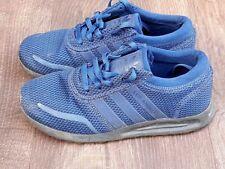 huge discount 8e2a8 2b1b0 Adidas Los Angeles Infant Trainers Navy Blue Trainers UK size 1 EU 33