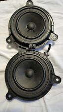 Mazda 3 BN Bose 6 inch PAIR (X 2) rear speakers  16 17 18 19 GHR166960