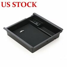 For Toyota Tacoma 2016-2018 Armrest Box Storage Organizer Case Tray Container