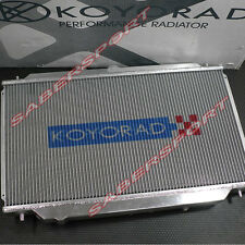Koyo Aluminum N-Flo Racing Radiator for 95-02 Nissan S14 S15 Silvia w/ SR20DET