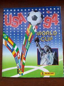Album Panini USA 94 World Cup. Complete.