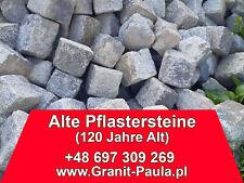 Alte Granit Pflastersteine 20 x 15, Naturstein Granitwürfel 120 Jahre Alt