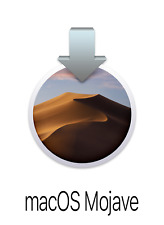 Apple macOS OS X Mojave Bootable System Recovery / Installation Kit
