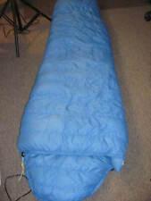 Vintage K-2 Slumberjack Goose Down Mummy Sleeping Bag DRY CLEANED & Ready to use