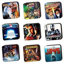 Movie Classics Posters Box Art 70's 80's 90's Coasters - Wood - Buy 3 Get 1 Free