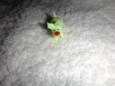 Murano Miniature Cream Glass Pig