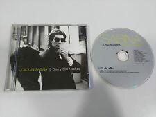JOAQUIN SABINA 19 DIAS Y 500 NOCHES CD 1999 SPANISH EDITION BMG ARIOLA