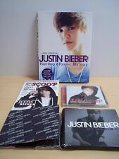 Lot Justin Bieber Under the Mistletoe, My World 2.0, First Official  Biography
