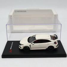 TSM Model 1/43 Honda Civic Type R Champlonship 2017 White Resin Limited Edition