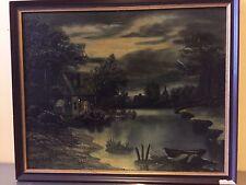 A.J. Ryan Oil Painting