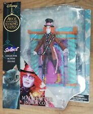 Disney Alice Through the looking glass Mad Hatter red coat figure toy select