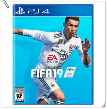 PS4 FIFA 19 Sony PlayStation Electronic Arts EA Sports Games