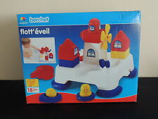 BERCHET Jouet de Bain Flott'Éveil / Floating Bath Toy - Ref 103054 - Superjouet