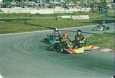 Carte Karting go kart sport automobile Trading card