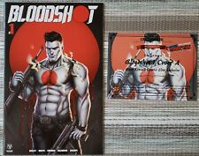BLOODSHOT #1 - Ryan Kincaid Comics Elite NYCC 2019 Variant - Ltd w/ COA 237/400