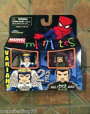 Marvel Minimates ANGEL & JAMIE MADROX MULTIPLE MAN Wave 31 X-Factor X-Men