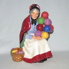 ROYAL DOULTON THE OLD BALLOON SELLER COLOUR VARIANT LTD EDITION HN3737