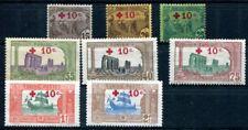 TUNISIE 1916 Yvert 50-57 * TADELLOS 152€(D5445