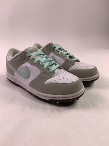 Nike Dunk NG Womens Golf Shoes White Size 10 SB 484326-100 Cleats Men's 8 8.5