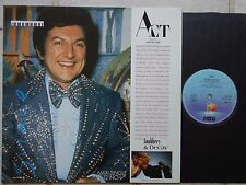Act ‎– Snobbery & Decay  LP  ZTT ‎– 609 105 featuring Quentin Crisp and Liberace