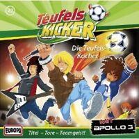 """TEUFELSKICKER """"22/DIE TEUFELS KOCHER"""" CD NEU"""