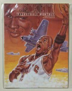 Michael Jordan Beckett Basketball Monthly August 1992 Issue #25 Chicago Bulls