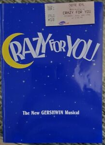 GERSHWIN MUSICAL CRAZY FOR YOU AUSTRALIAN PRODUCTION STARRING GEORGIE PARKER