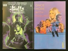 Buffy The Vampire Slayer #4 Main Cover + Variant Covers A, B, C, D, G, H NM