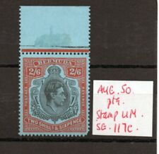 BERMUDA GEORGE VI 2/6 SG117c  Aug 50  MNH  condition.