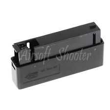 Airsoft Parts 25rd Mag Magazine For MB01 MB04 MB05 L96 Bolt Action Sniper Rifle