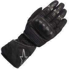 Gants imperméables noirs Alpinestars pour motocyclette