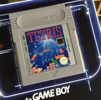 Tetris Nintendo Gameboy Original Game Cartridge #9