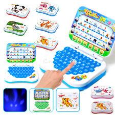 1x Computer Spielzeug Multifunktionslaptop Tablet Lernspielzeug Kinderspiel NI