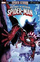 PETER PARKER SPECTACULAR SPIDER-MAN #311 MARVEL COMICS COVER A  2018