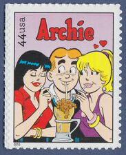 ARCHIE Stamp SUNDAY FUNNIES Comics 2010 Unused 44c US Postage MNH BETTY COOPER