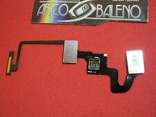 FLAT FLEX FLET per SONY ERICSSON W300i W530i per DISPLAY LCD BIANCO TASTI KO