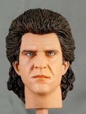1:6 Custom Head Mel Gibson Sgt. Riggs in Lethal Weapon