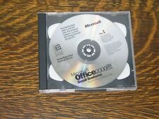 Microsoft Office 2000 Small Business 2 Disc Set w/ Product Key