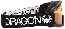 Dragon Alliance Lil D Ski Snowboard Goggles LilD kids coal/amber $9.99 NEW