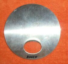 Décapsuleur métallique Circulaire top Design SNCF S N C F - 93 mm de diamètre