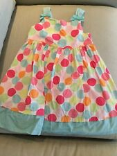 gymboree 3t girls dress dots